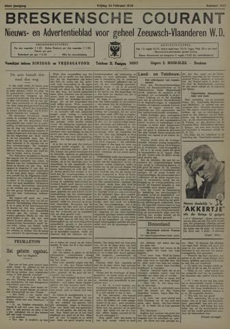 Breskensche Courant 1939-02-24