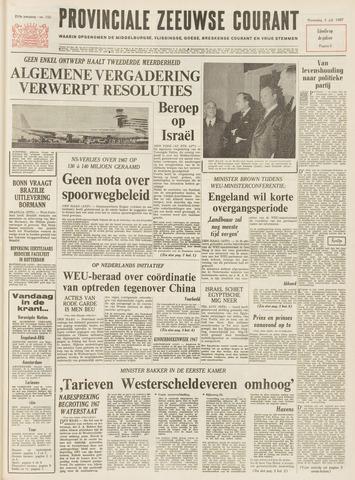 Provinciale Zeeuwse Courant 1967-07-05
