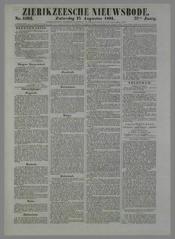 Zierikzeesche Nieuwsbode 1881-08-13
