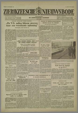Zierikzeesche Nieuwsbode 1958-09-26