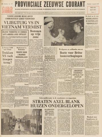 Provinciale Zeeuwse Courant 1966-08-01