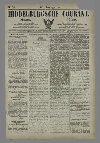Middelburgsche Courant 1883-03-05