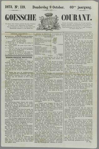 Goessche Courant 1873-10-09
