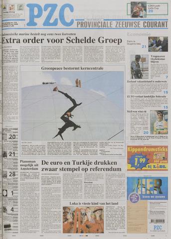 Provinciale Zeeuwse Courant 2005-05-19