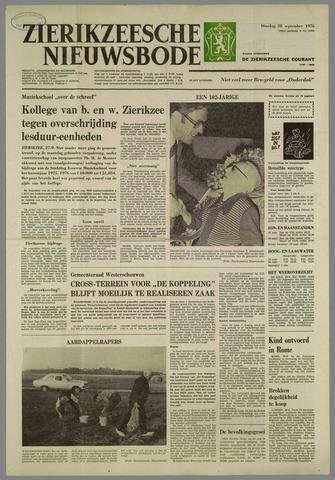 Zierikzeesche Nieuwsbode 1976-09-28