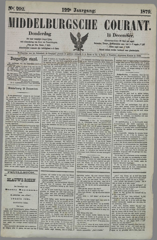 Middelburgsche Courant 1879-12-11
