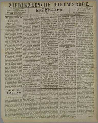 Zierikzeesche Nieuwsbode 1893-02-25