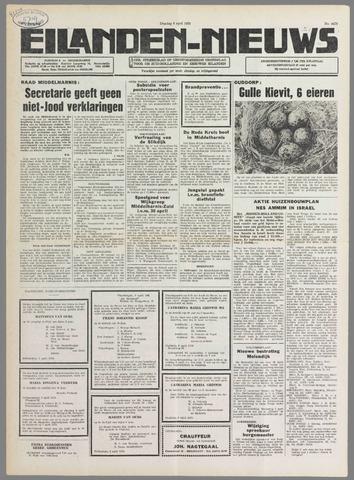 Eilanden-nieuws. Christelijk streekblad op gereformeerde grondslag 1976-04-06