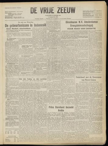 de Vrije Zeeuw 1950-01-25