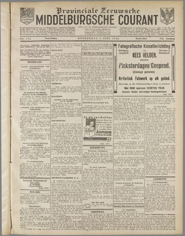 Middelburgsche Courant 1930-06-05