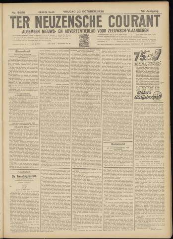 Ter Neuzensche Courant. Algemeen Nieuws- en Advertentieblad voor Zeeuwsch-Vlaanderen / Neuzensche Courant ... (idem) / (Algemeen) nieuws en advertentieblad voor Zeeuwsch-Vlaanderen 1936-10-23