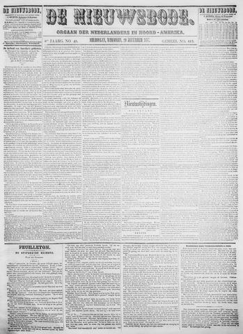 Sheboygan Nieuwsbode 1857-12-29