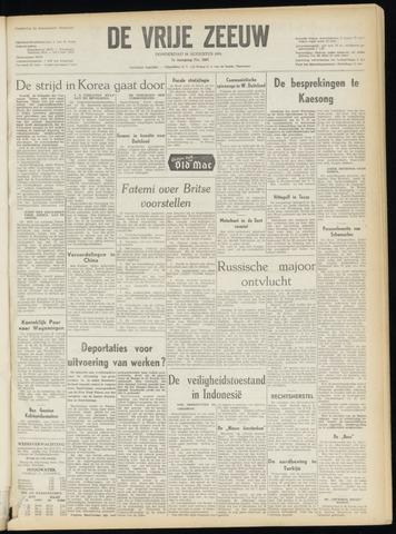 de Vrije Zeeuw 1951-08-16