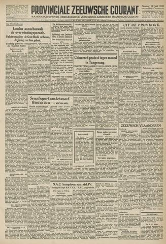 Provinciale Zeeuwse Courant 1946-06-11