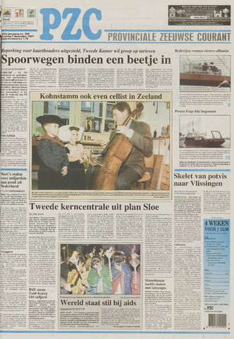 Provinciale Zeeuwse Courant 1997-12-02