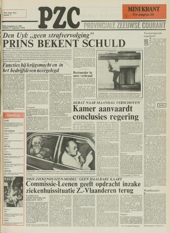 Provinciale Zeeuwse Courant 1976-08-27