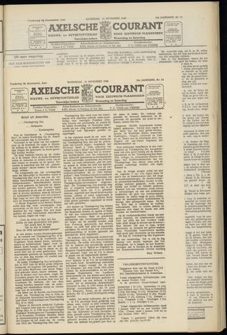 Axelsche Courant 1949-11-16