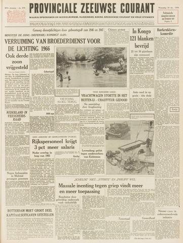 Provinciale Zeeuwse Courant 1964-12-30