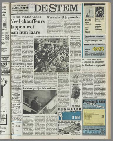 de Stem 1989-05-06