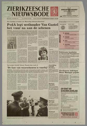 Zierikzeesche Nieuwsbode 1994-11-01