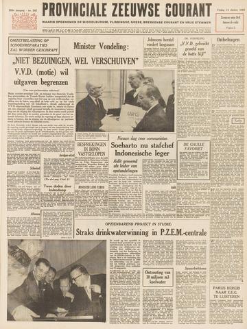Provinciale Zeeuwse Courant 1965-10-15