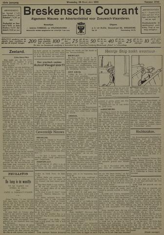Breskensche Courant 1932-11-30