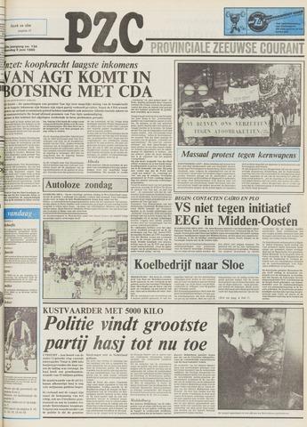 Provinciale Zeeuwse Courant 1980-06-09