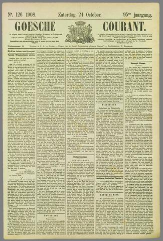 Goessche Courant 1908-10-24