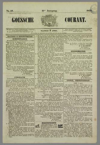 Goessche Courant 1854-04-03