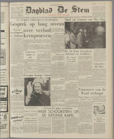 de Stem 1963-06-11