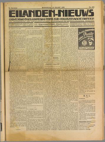 Eilanden-nieuws. Christelijk streekblad op gereformeerde grondslag 1935-03-13