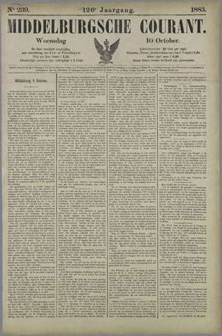 Middelburgsche Courant 1883-10-10