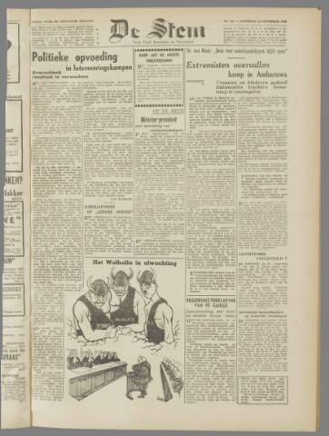de Stem 1945-11-24