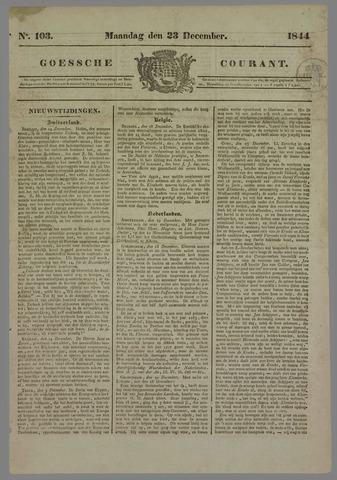 Goessche Courant 1844-12-23