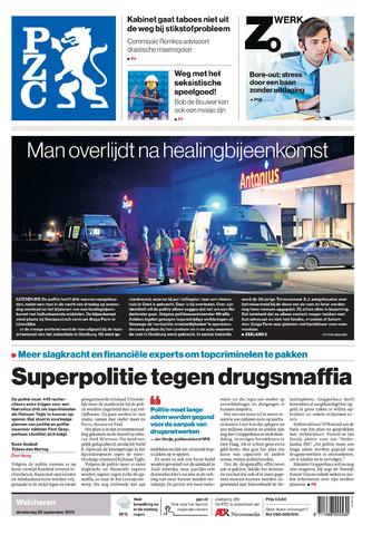 Provinciale Zeeuwse Courant 2019-09-26