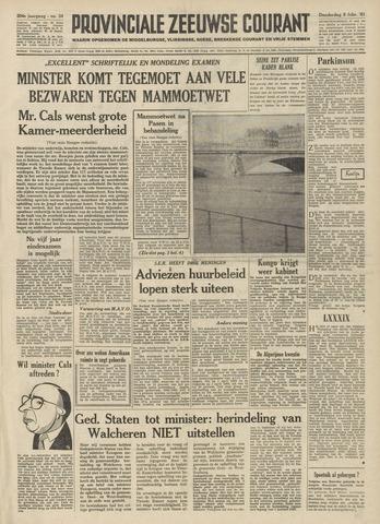 Provinciale Zeeuwse Courant 1961-02-09
