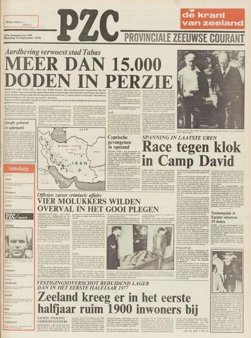 Provinciale Zeeuwse Courant 1978-09-18