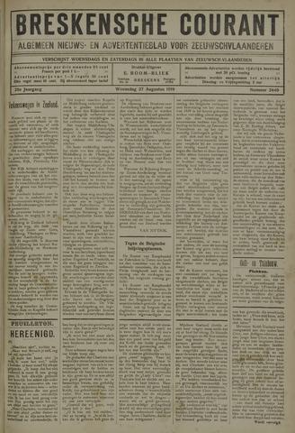 Breskensche Courant 1919-08-27