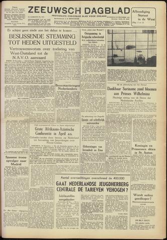 Zeeuwsch Dagblad 1954-12-30