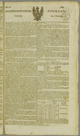 Middelburgsche Courant 1817-02-06