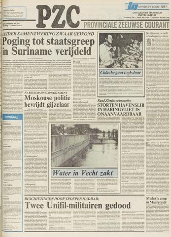Provinciale Zeeuwse Courant 1981-03-17