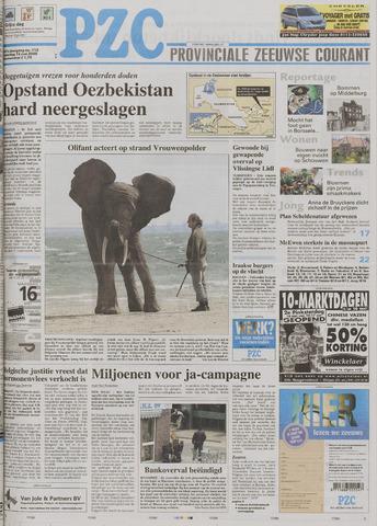 Provinciale Zeeuwse Courant 2005-05-14