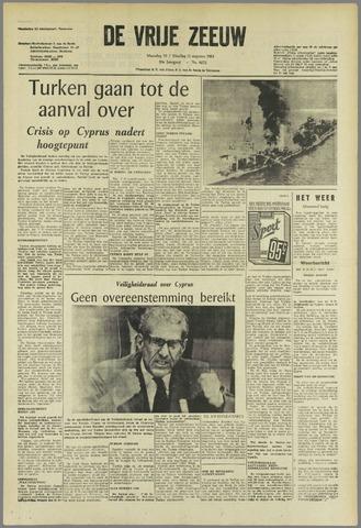 de Vrije Zeeuw 1964-08-10