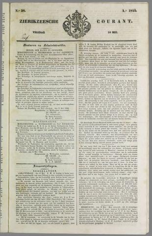 Zierikzeesche Courant 1844-05-10