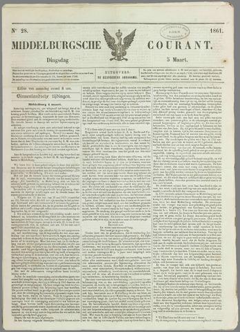 Middelburgsche Courant 1861-03-05