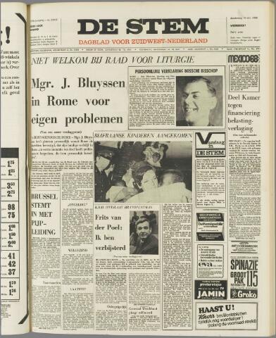 de Stem 1968-10-10