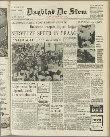 de Stem 1968-07-25