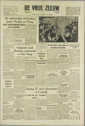 de Vrije Zeeuw 1969-04-25