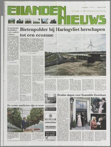 Eilanden-nieuws. Christelijk streekblad op gereformeerde grondslag 2007-05-25