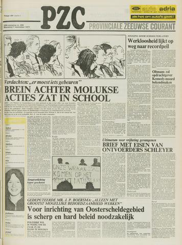 Provinciale Zeeuwse Courant 1977-09-07